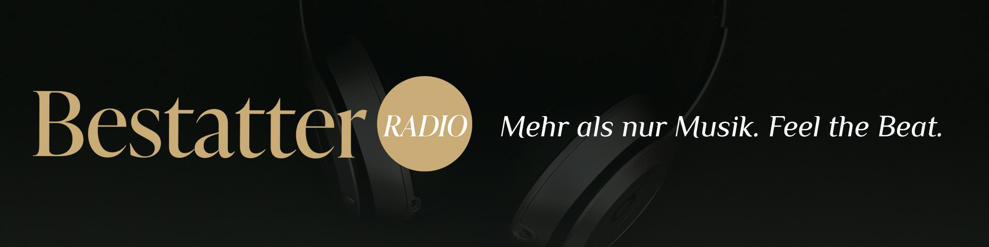 Bannerwerbung Bestatter Radio