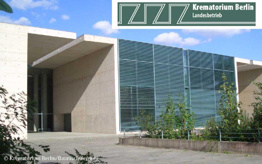Krematorium in Berlin Baumschulenweg
