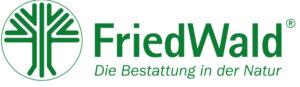 Logo vom FriedWald - Bestattungen in der Natur