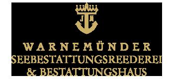 Logo der Reederei Jan Maat aus Warnemünde