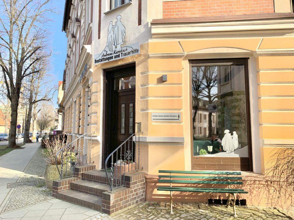 Bestattungshaus Kernbach Hauptgeschäftsstelle Königs Wusterhausen
